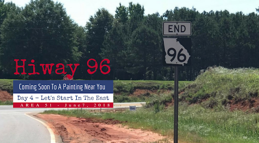 HiWay 96 Day 4 - Let's Start In The East