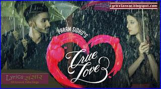 True Lovers: Param Sidhu