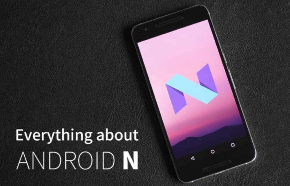 Android N dari Google Terbaru 2016