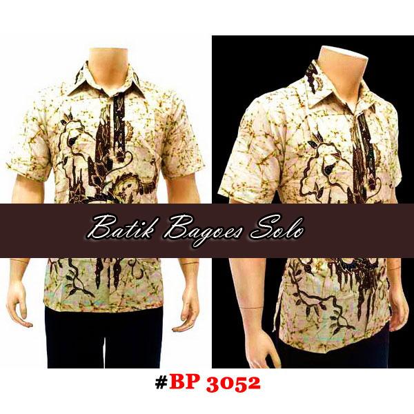 Kemeja Dari Batik Tulis: Kemeja Batik Tulis # Batik Bagoes Solo