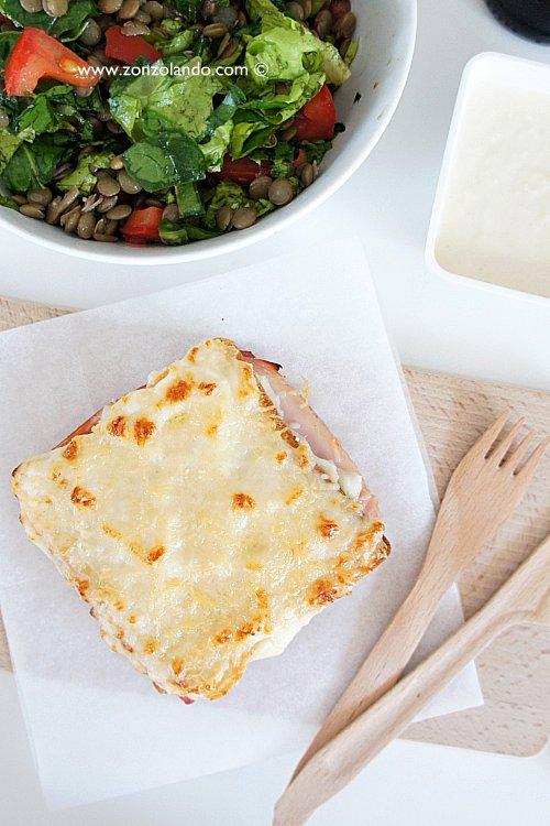 Croque-monsieur toast prosciutto ricetta sandwich perfect recipe