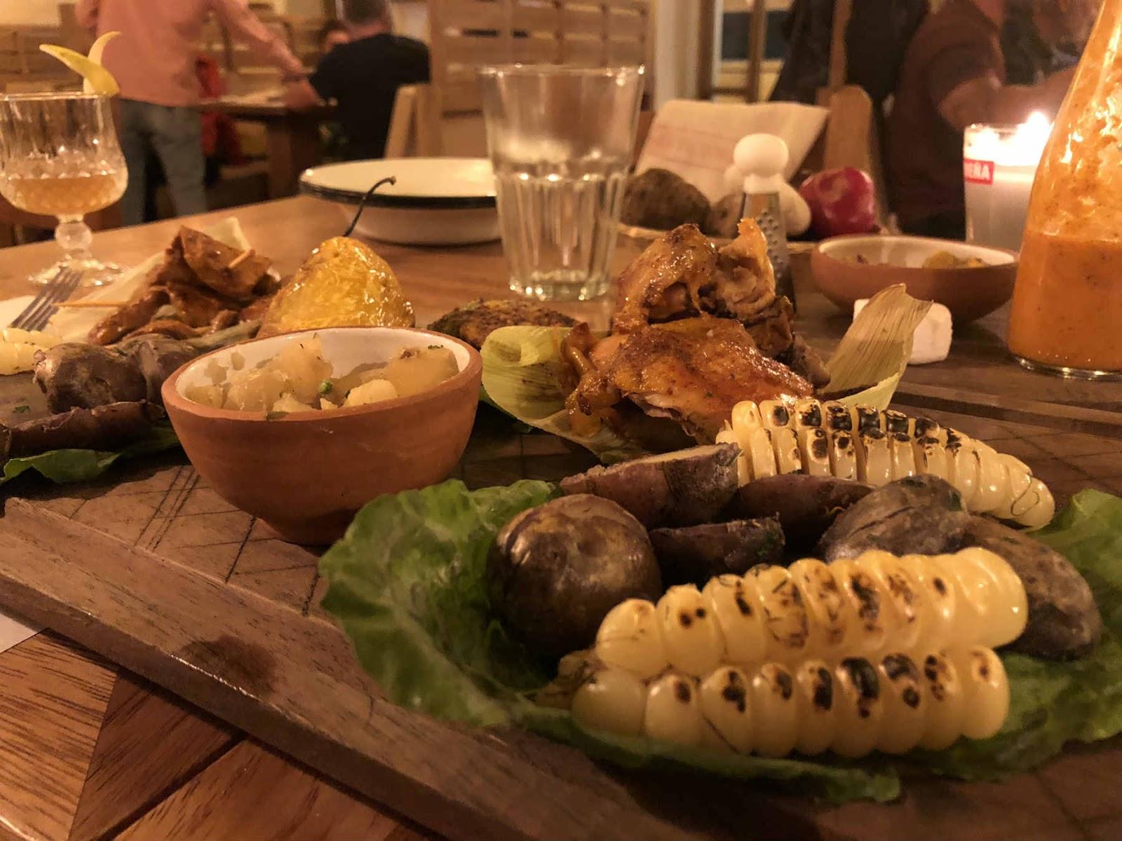 Restaurante Chuncho Ollantaytambo