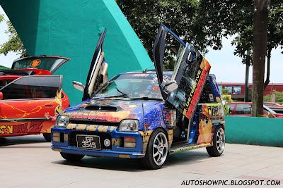 Autoshow Pic: Plaza Angsana JB Autoshow 2012 - Part 2
