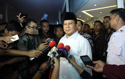 Gerindra Optimis Peningkatan Elektabilitas Prabowo-Sandi Adalah Fakta