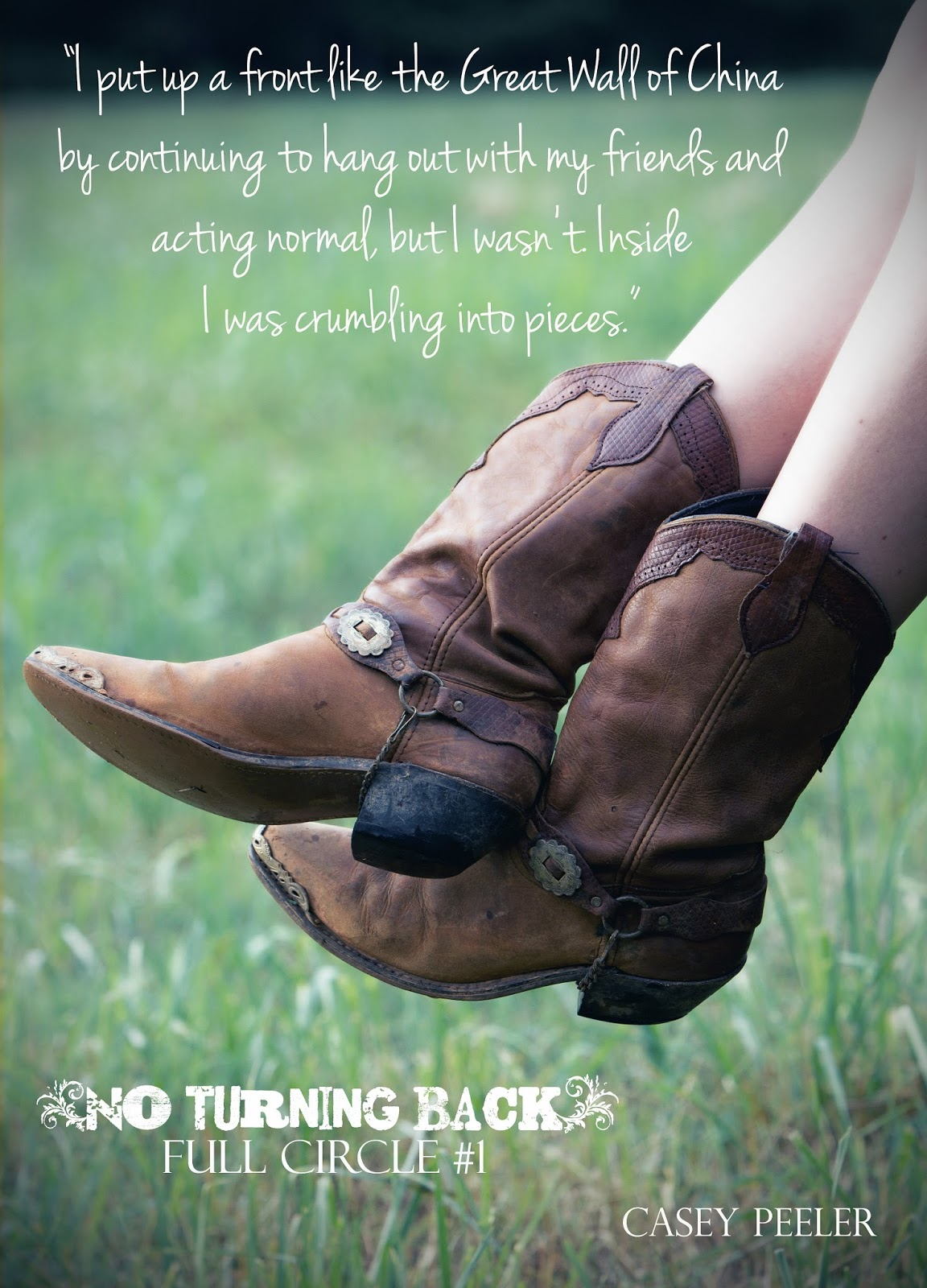 Cover Reveal No Turning Back By Casey Peeler Life Books Loves