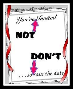 Antivite | www.BakingInATornado.com | #MyGraphics