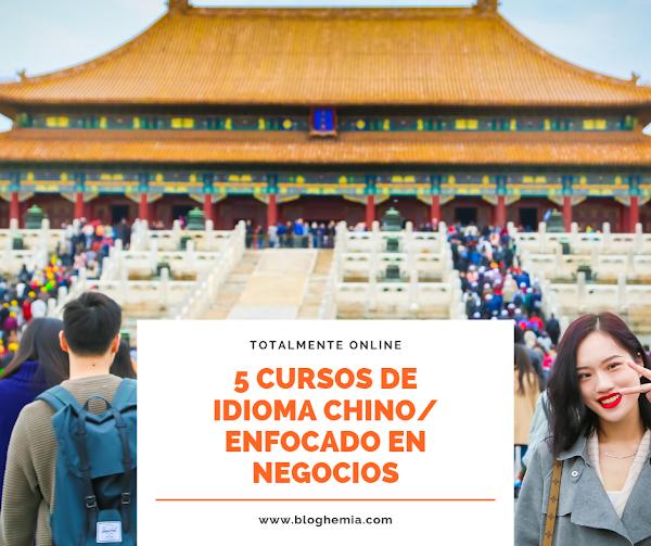 5 Cursos Online de Idiomas Chinos