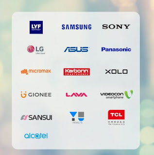 jio 4g preview partners updated list