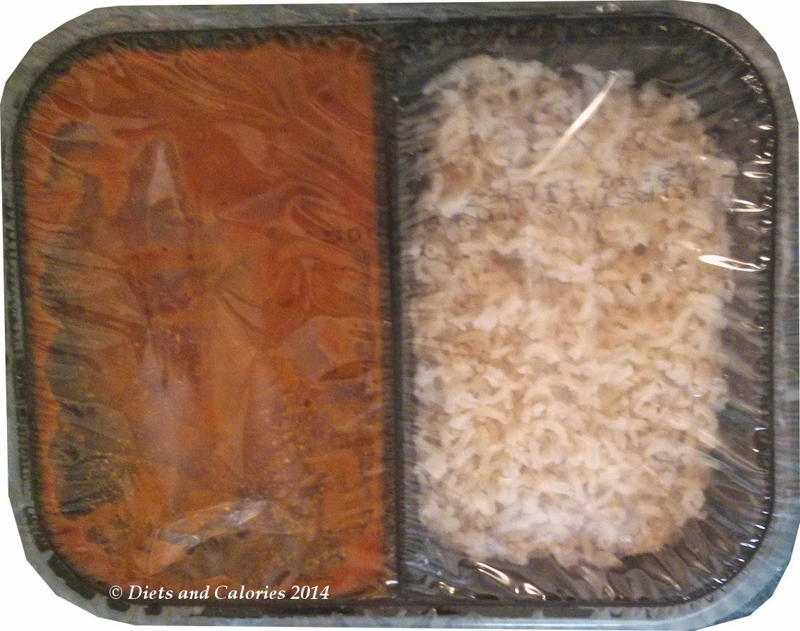 Kirstys chicken tikka masala with brown rice