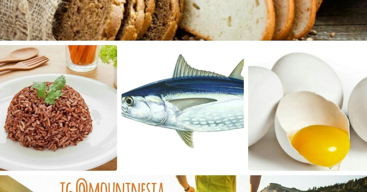 7 Makanan Yang Harus Dikonsumsi Setelah Lari Pagi