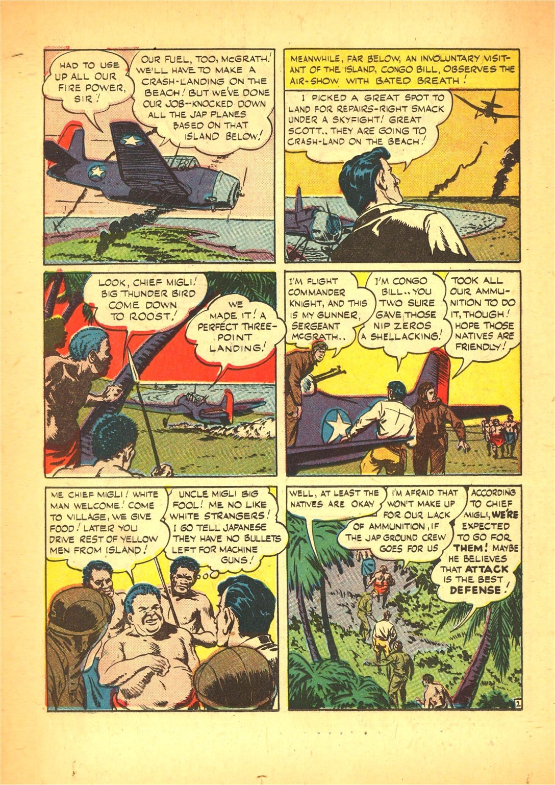 Read online Action Comics (1938) comic -  Issue #72 - 33