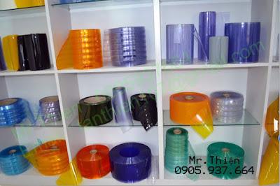 Màn nhựa PVC - Rèm Nhựa PVC
