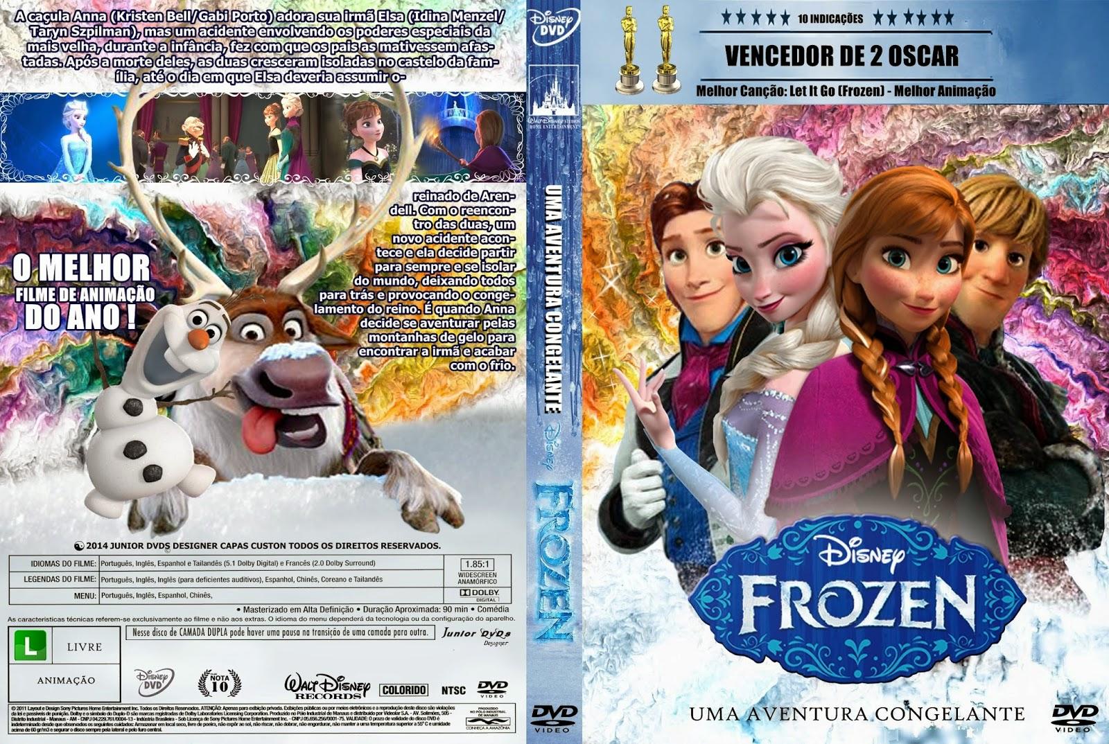 CAPA+DO++FILME+FROZEN+-+JUNIOR+DVDS+DESI