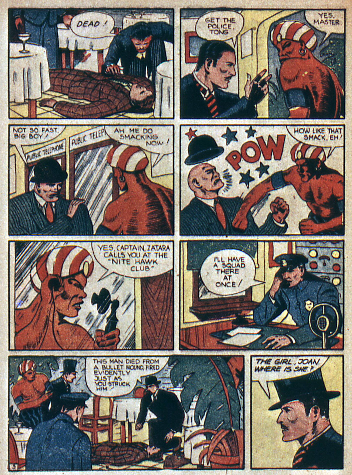 Read online Action Comics (1938) comic -  Issue #4 - 63