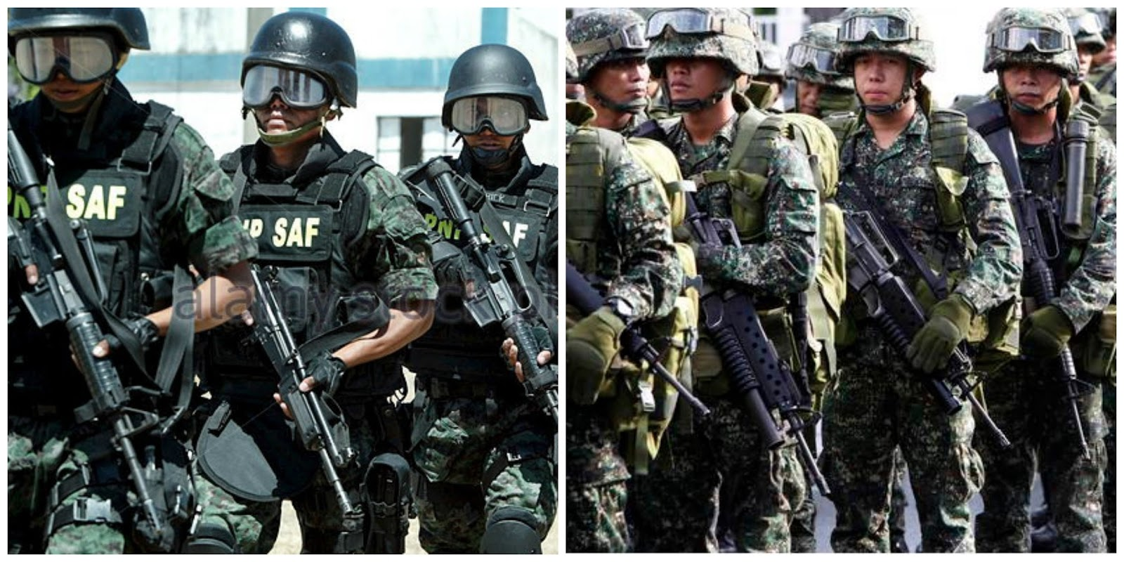Change Is Coming. PNP SAF and Marines to man Bilibid Prison