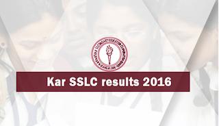 KSEEB Result 2017