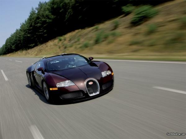Fonds d'écrans Bugatti
