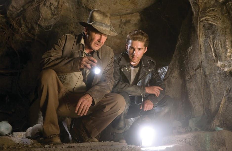 """Personagem de Shia LaBeouf não retorna em """"Indiana Jones 5"""""""