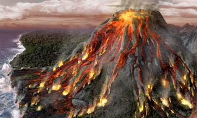 Είμαστε πολύ κοντά σε μία καταστροφική για την ανθρωπότητα έκρηξη ηφαιστείου
