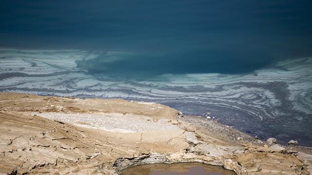 Hallan en el fondo del mar Muerto los restos de la catástrofe más antigua causada por humanos