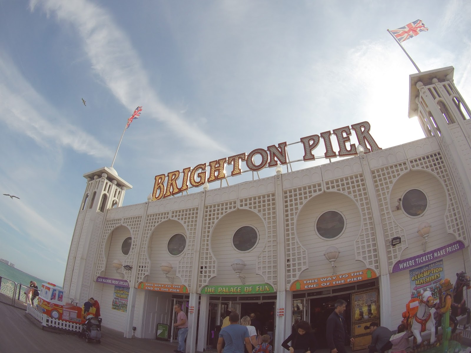 A day in Brighton - UK