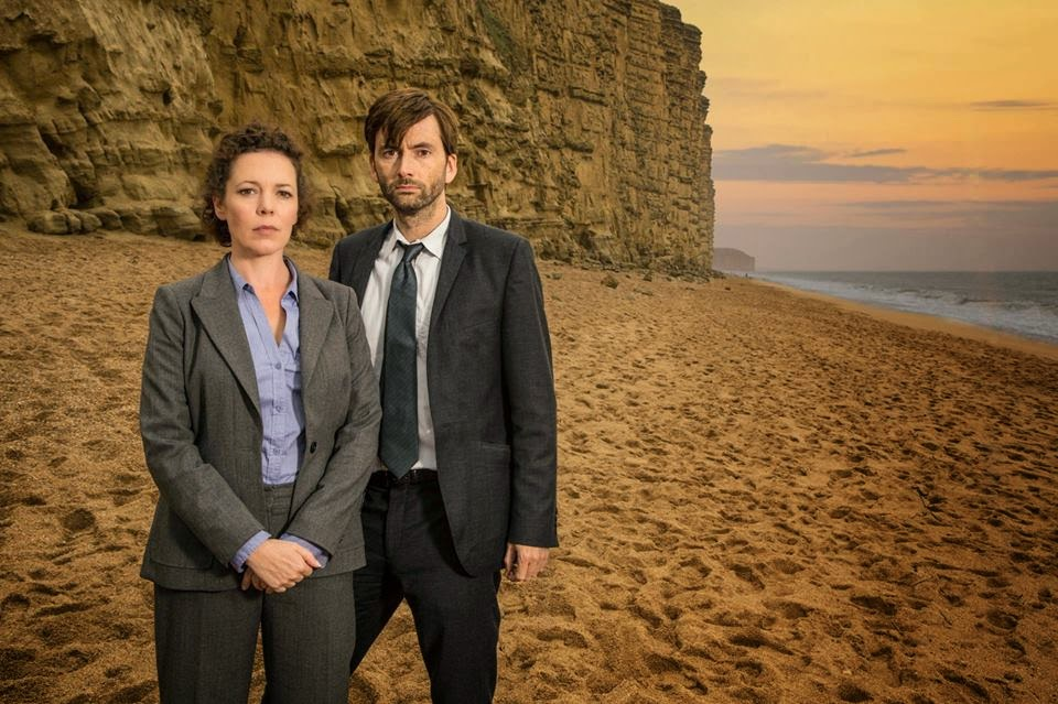 SPAIN: Broadchurch Premieres On Antena 3 Tonight