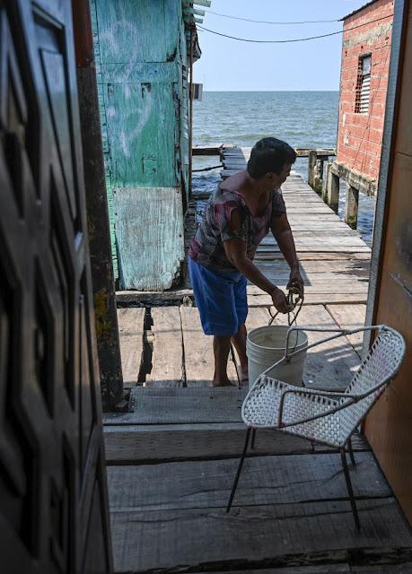 De la embriagante bonanza petrolera en Zulia solo queda desolación