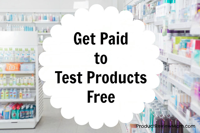 How to Get Paid to Test and Review New Products at Home   via  www.productreviewmom.com