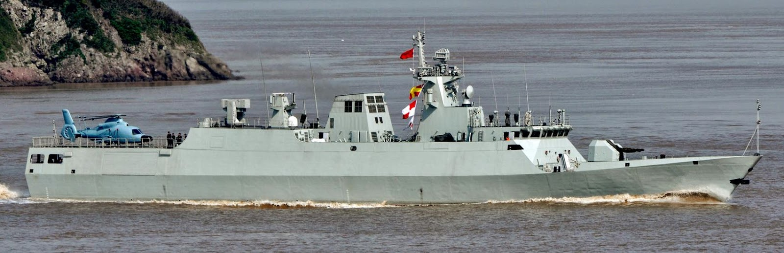 Type 056 corvette