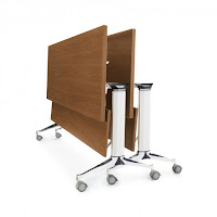 Terina training room tables nested