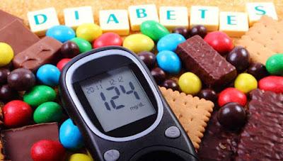 alimentação influencia na diabete