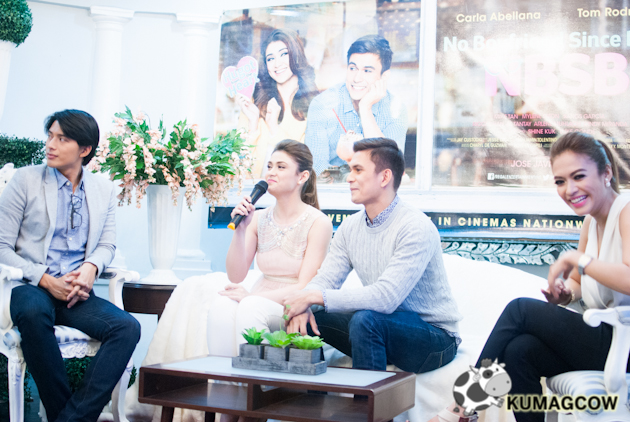 Tom Rodriguez and Carla Abellana for No Boyfriend Since