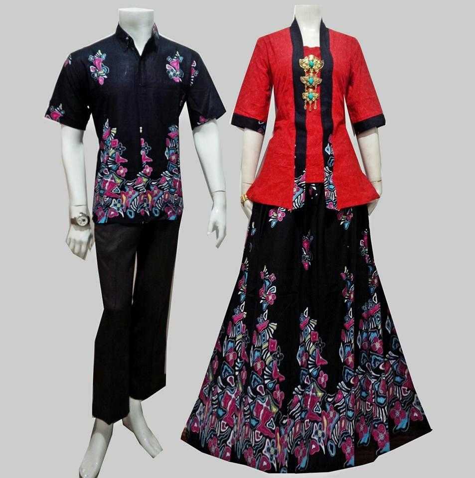Jual Gamis Lebaran 2013 Model Baju Batik Gamis Untuk