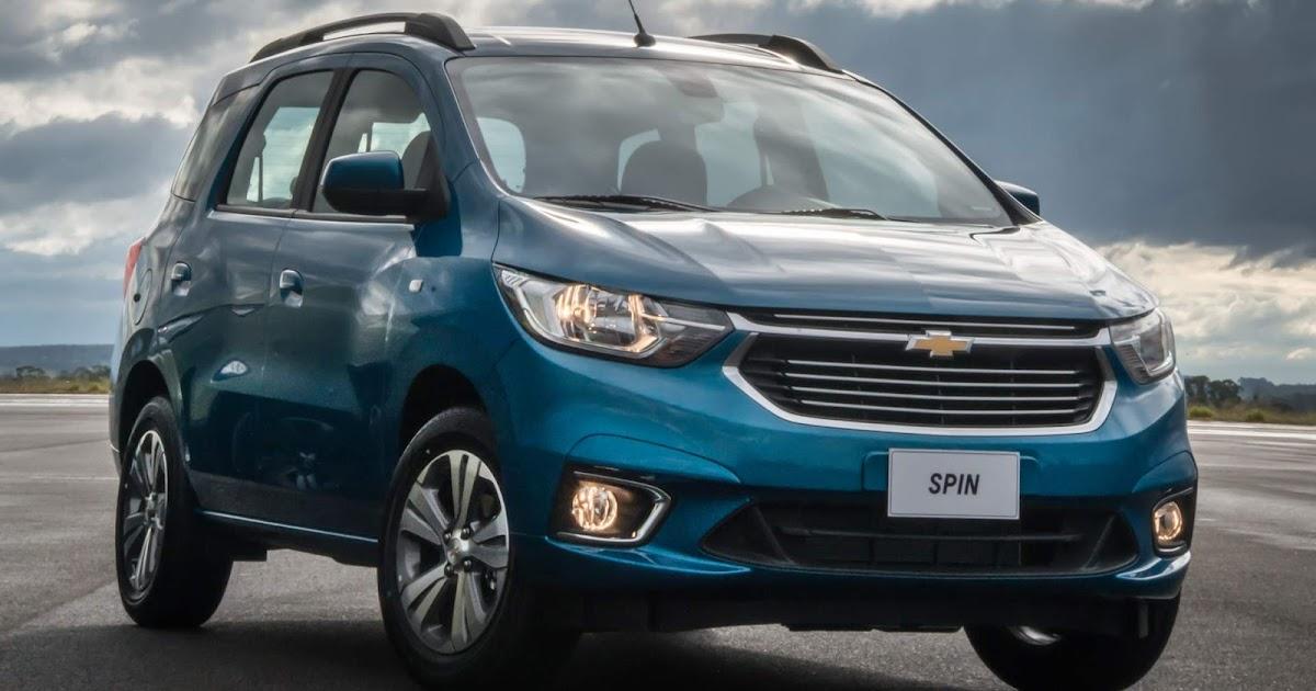 Chevrolet Spin 2019 Fotos Preos Consumo Detalhes Car
