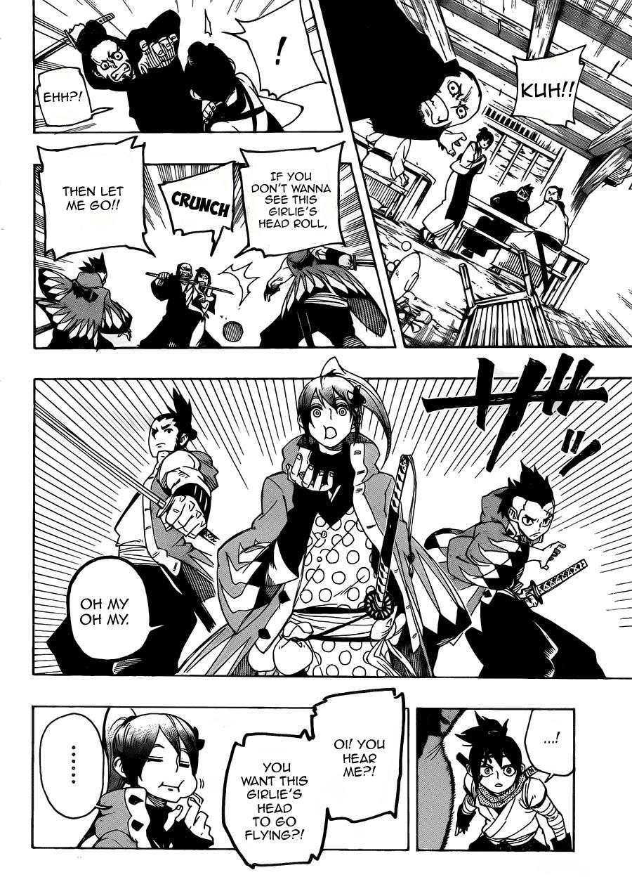 Yoakemono - Chapter 2