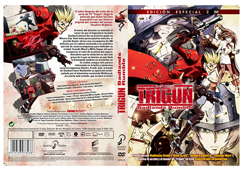 Trigun: Badlands Rumble Torrent - BluRay Rip