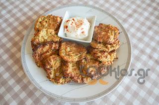 Η συνταγή της Ημέρας: Κολοκυθοκεφτέδες φούρνου