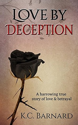 BOOK REVIEW:  Love by Deception by K.C. Barnard