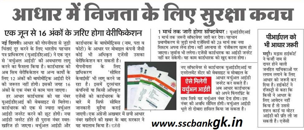 aadhar card status enquiryname number  8 uses of aadhar