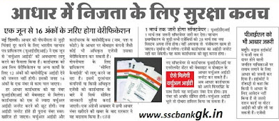Aadhar Card Status, Enquiry by Name, Number & 8 Uses of Aadhar