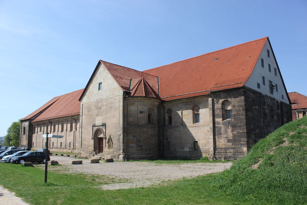 St Peter's Church of Petersberg Citadel,