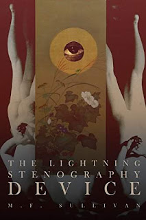 The Lightning Stenography Device: a psychedelic genre-bender by M. F. Sullivan
