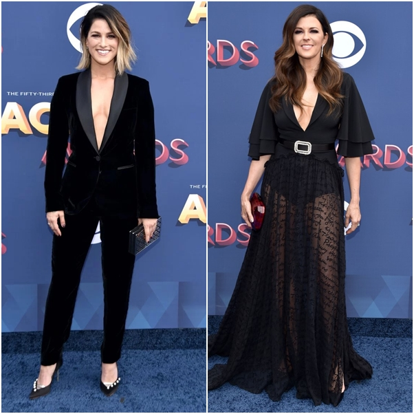 Looks do ACM Awards 2018