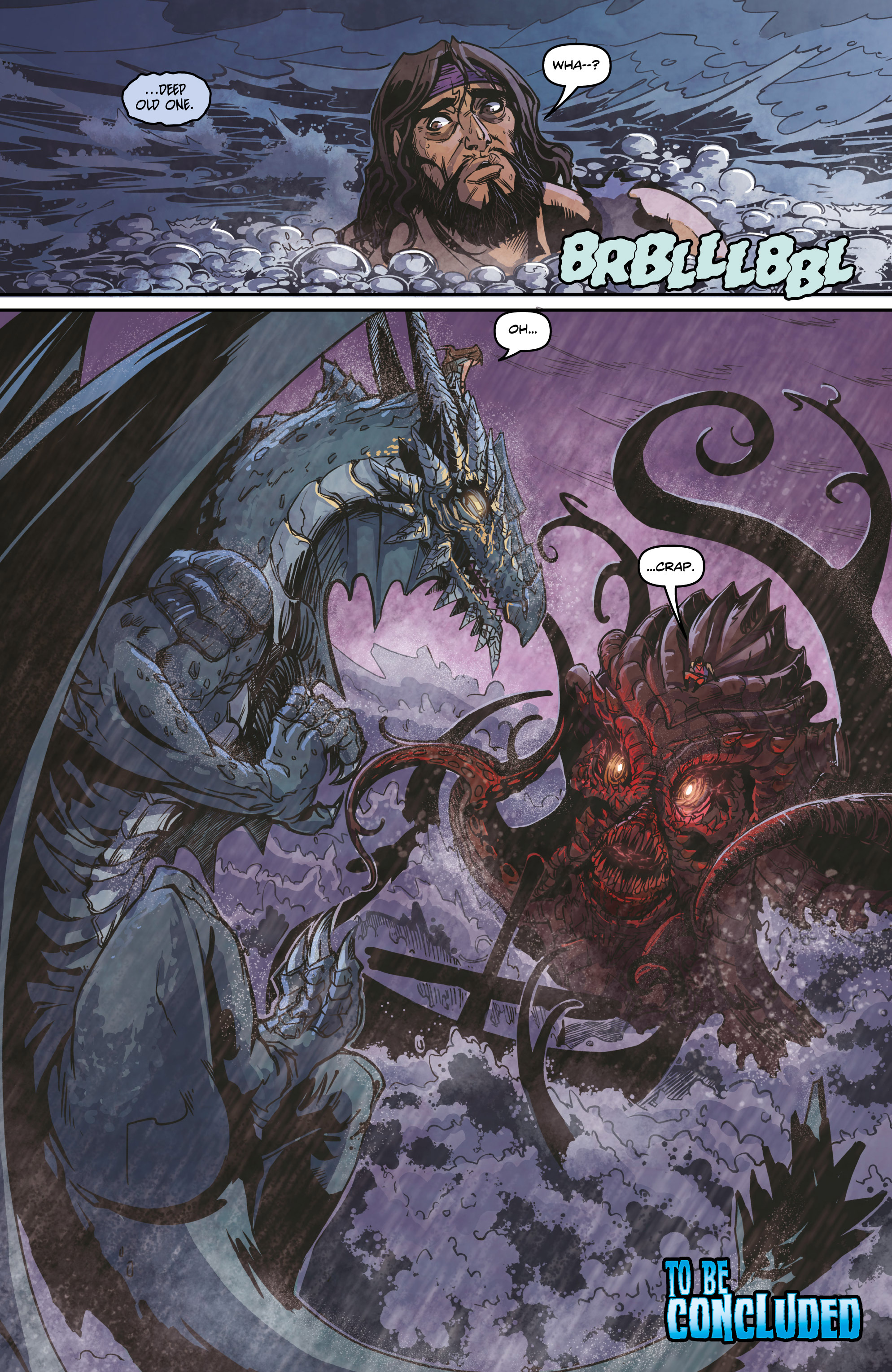 Read online Rogues! (2014) comic -  Issue #4 - 26