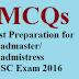 Test Preparation for Headmaster Headmistress PPSC Exam 2016
