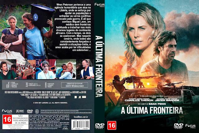 Capa DVD A Ultima Fronteira [Custom]