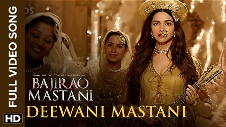 Deewani Mastani Full HD Video New Songs 2016 Bajirao Mastani