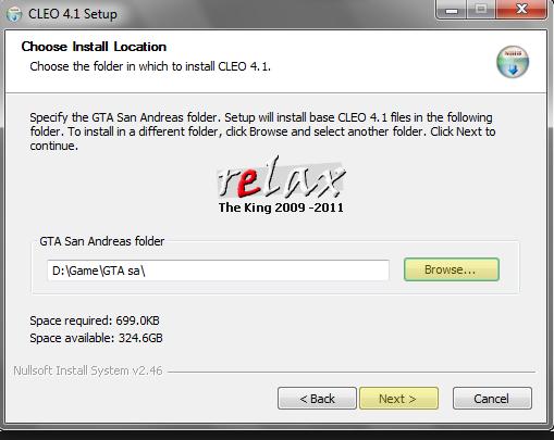 تحميل البرنامج الرائع كلبو فور cleo4 لاضافه المودات على لعبه جاتا سان الندرسون من - Medoumi wep