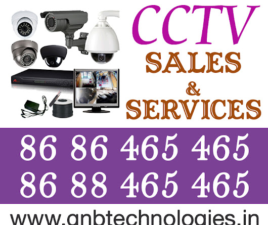 CCTV Installation Services in Vijayawada