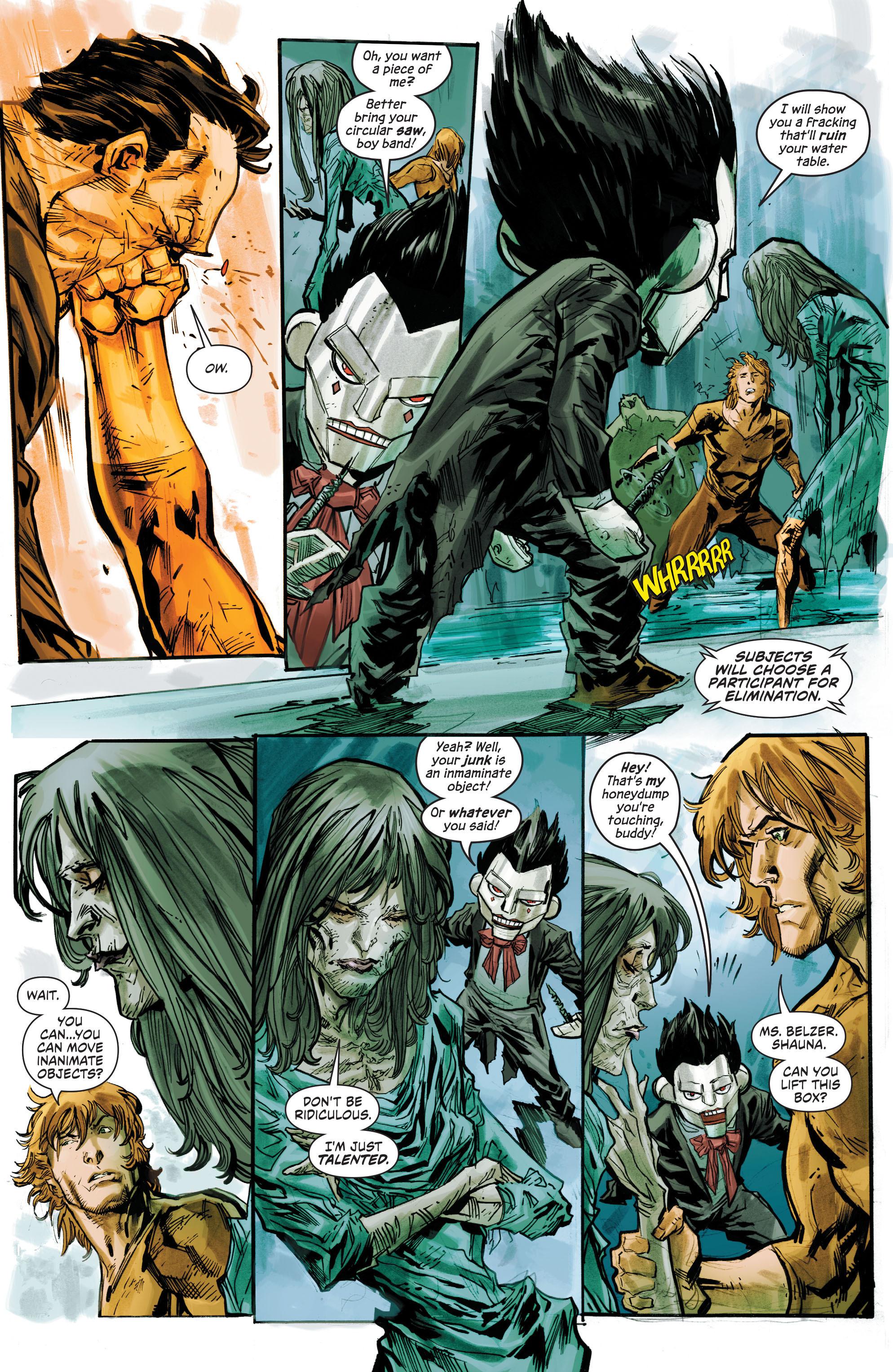 Read online Secret Six (2015) comic -  Issue #2 - 11